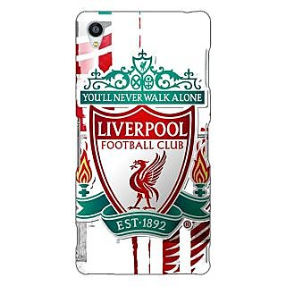Jugaaduu Liverpool Back Cover Case For Sony Xperia Z3 - J260549