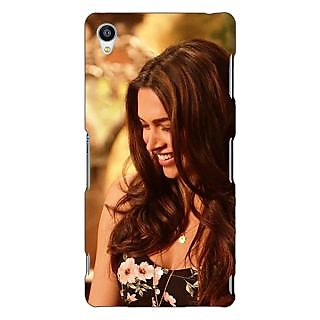 Jugaaduu Bollywood Superstar Deepika Padukone Back Cover Case For Sony Xperia Z3 - J261032