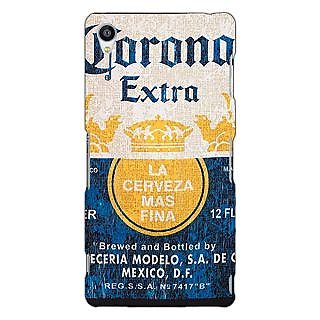 Jugaaduu Corona Beer Back Cover Case For Sony Xperia Z3 - J261245