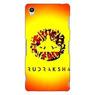 Jugaaduu Rudraksha Back Cover Case For Sony Xperia Z3 - J261264