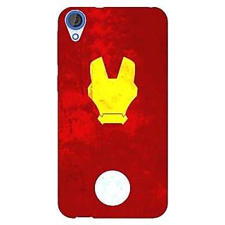 Jugaaduu Superheroes Ironman Back Cover Case For HTC Desire 820 - J280021