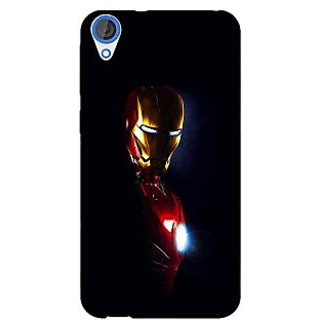 Jugaaduu Superheroes Ironman Back Cover Case For HTC Desire 820 - J280026