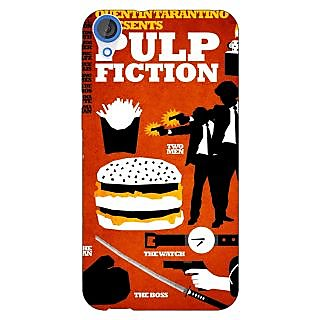 Jugaaduu Pulp Fiction Back Cover Case For HTC Desire 820 - J280355