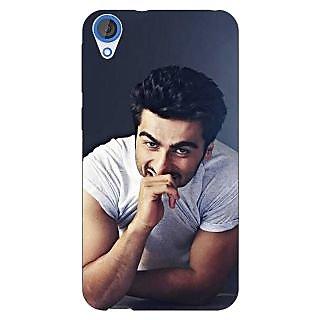 Jugaaduu Bollywood Superstar Arjun Kapoor Back Cover Case For HTC Desire 820 - J280901