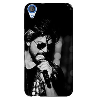 Jugaaduu Bollywood Superstar Shahrukh Khan Back Cover Case For HTC Desire 820 - J280904
