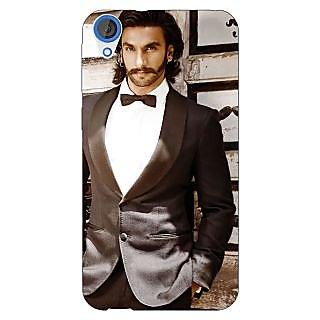 Jugaaduu Bollywood Superstar Ranveer Singh Back Cover Case For HTC Desire 820 - J280909