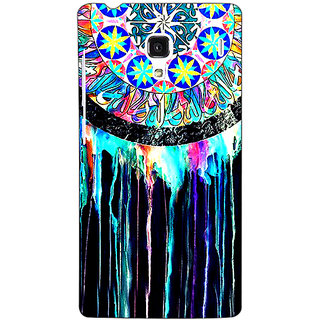 Jugaaduu Abstract Dream Catcher Pattern Back Cover Case For Redmi 1S - J251509