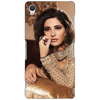 Jugaaduu Bollywood Superstar Nargis Fakhri Back Cover Case For Sony Xperia Z3 - J261057