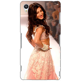 Jugaaduu Bollywood Superstar Shruti Hassan Back Cover Case For Sony Xperia Z3 - J261072