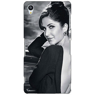 Jugaaduu Bollywood Superstar Katrina Kaif Back Cover Case For Sony Xperia Z3 - J261073