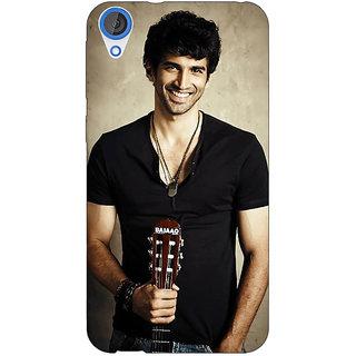 Jugaaduu Bollywood Superstar Aditya Roy Kapoor Back Cover Case For HTC Desire 820 - J280937