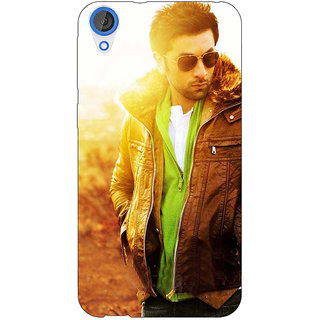 Jugaaduu Bollywood Superstar Ranbir Kapoor Back Cover Case For HTC Desire 820 - J280956