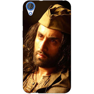 Jugaaduu Bollywood Superstar Ranbir Kapoor Back Cover Case For HTC Desire 820 - J280958