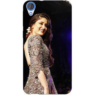 Jugaaduu Bollywood Superstar Kareena Kapoor Back Cover Case For HTC Desire 820 - J281004