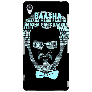 Jugaaduu Rajni Rajanikant Back Cover Case For Sony Xperia Z3 - J261496