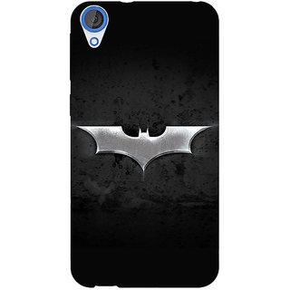 Jugaaduu Superheroes Batman Dark knight Back Cover Case For HTC Desire 820Q - J290010