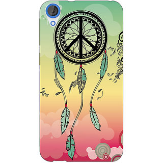 Jugaaduu Dream Catcher  Back Cover Case For HTC Desire 820 - J280190