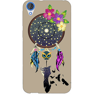 Jugaaduu Dream Catcher  Back Cover Case For HTC Desire 820 - J280196