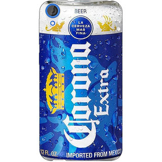 Jugaaduu Corona Beer Back Cover Case For HTC Desire 820 - J281260