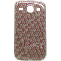 Snooky Designer Silicon Back Cover For Samsung Galaxy Core I8262 Td8946