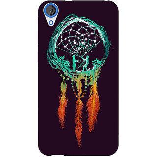Jugaaduu Dream Catcher  Back Cover Case For HTC Desire 820Q - J290192