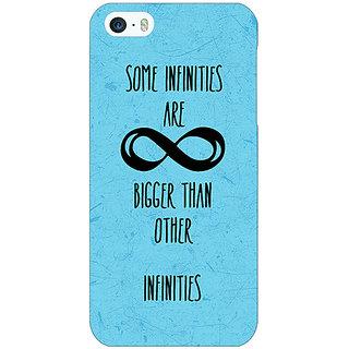 Jugaaduu TFIOS Infinities  Back Cover Case For Apple iPhone 5c - J30111