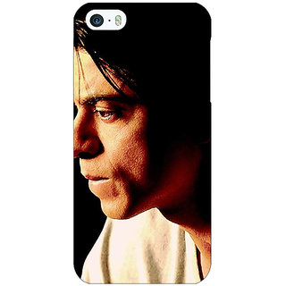 Jugaaduu Bollywood Superstar Shahrukh Khan Back Cover Case For Apple iPhone 5 - J20917