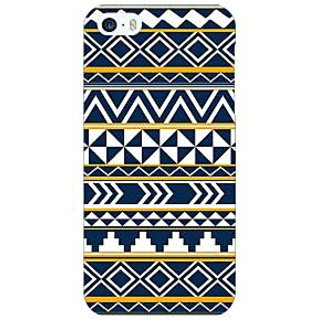 Jugaaduu Aztec Girly Tribal Back Cover Case For Apple iPhone 5 - J20060