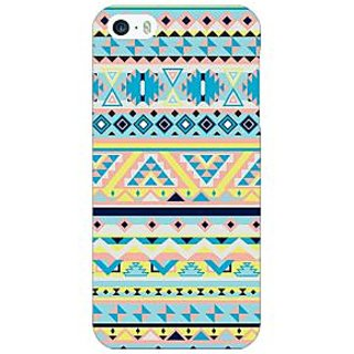Jugaaduu Aztec Girly Tribal Back Cover Case For Apple iPhone 5 - J20061