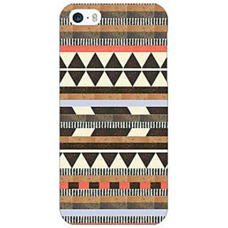 Jugaaduu Aztec Girly Tribal Back Cover Case For Apple iPhone 5 - J20062
