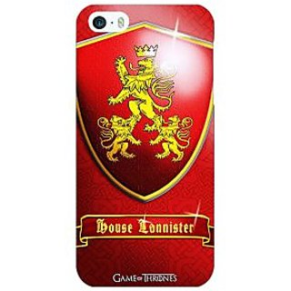 Jugaaduu Game Of Thrones GOT House Lannister  Back Cover Case For Apple iPhone 5c - J30164