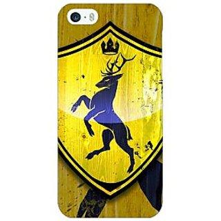 Jugaaduu Game Of Thrones GOT House Baratheon  Back Cover Case For Apple iPhone 5c - J30167