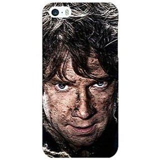 Jugaaduu LOTR Hobbit  Back Cover Case For Apple iPhone 5 - J20373