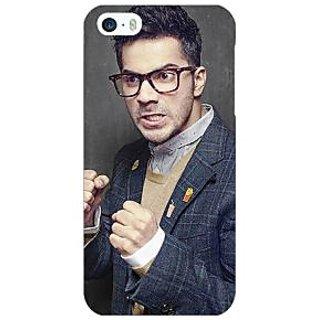 Jugaaduu Bollywood Superstar Varun Dhawan Back Cover Case For Apple iPhone 5c - J30906