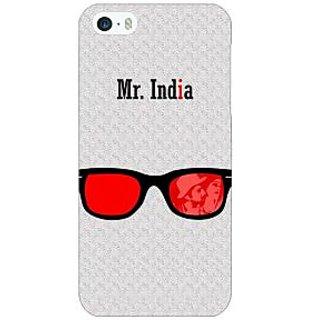 Jugaaduu Bollywood Superstar Mr. India Back Cover Case For Apple iPhone 5 - J21089
