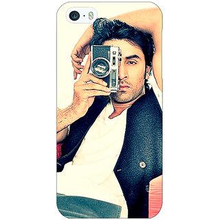 Jugaaduu Bollywood Superstar Ranbir Kapoor Back Cover Case For Apple iPhone 5c - J30961