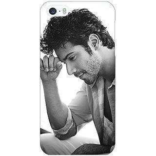 Jugaaduu Bollywood Superstar Varun Dhawan Back Cover Case For Apple iPhone 5c - J30962