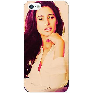 Jugaaduu Bollywood Superstar Nargis Fakhri Back Cover Case For Apple iPhone 5c - J30976