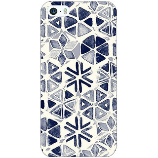 Jugaaduu Snow winter Pattern Back Cover Case For Apple iPhone 5c - J30278