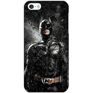 Jugaaduu Superheroes Batman Dark knight Back Cover Case For Apple iPhone 5c - J30016