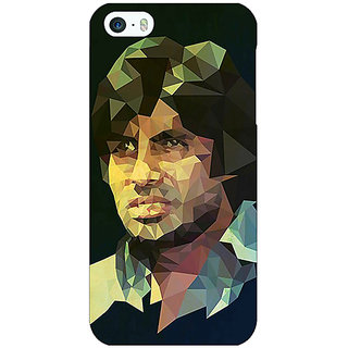 Jugaaduu Bollywood Superstar Amitabh Bachchan Back Cover Case For Apple iPhone 5c - J31090