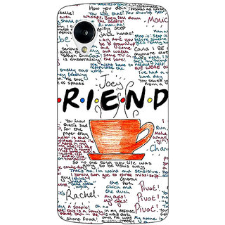 Jugaaduu FRIENDS Back Cover Case For Google Nexus 5 - J40451