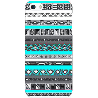 Jugaaduu Aztec Girly Tribal Back Cover Case For Apple iPhone 5c - J30058
