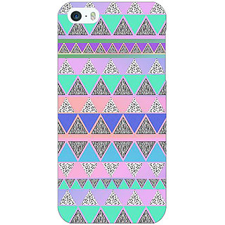 Jugaaduu Aztec Girly Tribal Back Cover Case For Apple iPhone 5c - J30068
