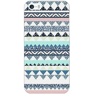 Jugaaduu Aztec Girly Tribal Back Cover Case For Apple iPhone 5c - J30073