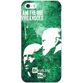Jugaaduu Breaking Bad Heisenberg Back Cover Case For Apple iPhone 5c - J30423