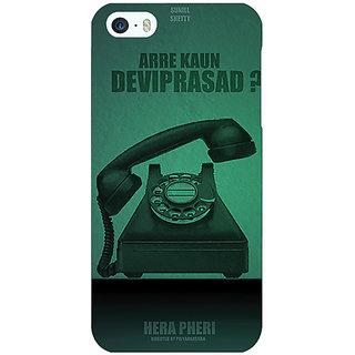 Jugaaduu Bollywood Superstar Hera Pheri Devi Prasad Back Cover Case For Apple iPhone 5c - J31112