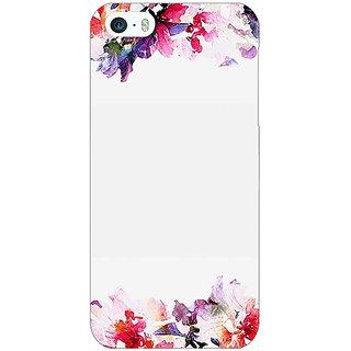 Jugaaduu Flowers Back Cover Case For Apple iPhone 5c - J31150