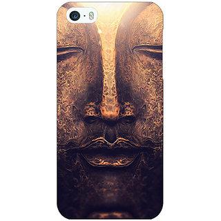 Jugaaduu Gautam Buddha Back Cover Case For Apple iPhone 5c - J31273