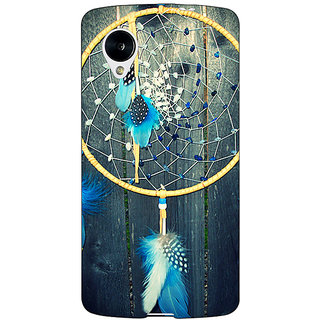 Jugaaduu Dream Catcher  Back Cover Case For Google Nexus 5 - J40198